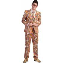 Flower Disco Suit man