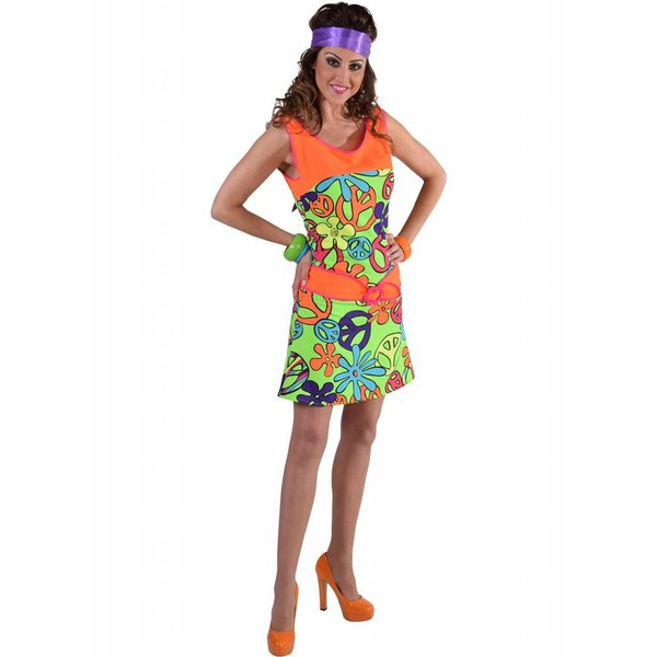 Nr.1 in Hippie Kleding & Flower Power kostuums ...