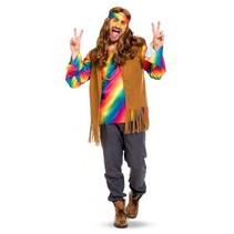 Hippie outfit heren
