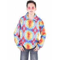 Hippie blouse kind Batik