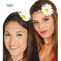 Hippie bloem tiara