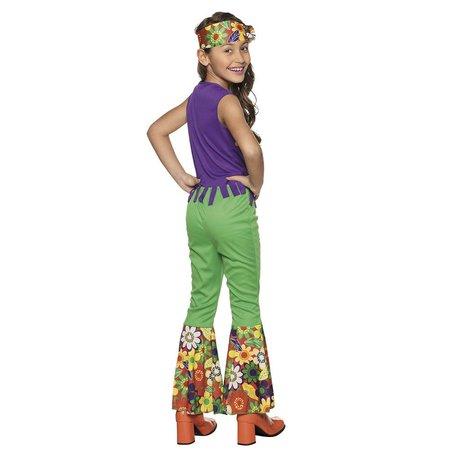 Kinderkostuum Woodstock meisje
