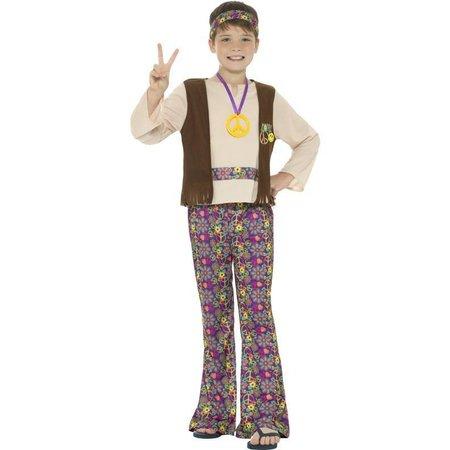 Hippie kostuum kind Bona