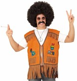 Hippie vest heren