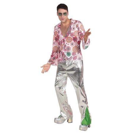 Bright Bloom Hippie kostuum
