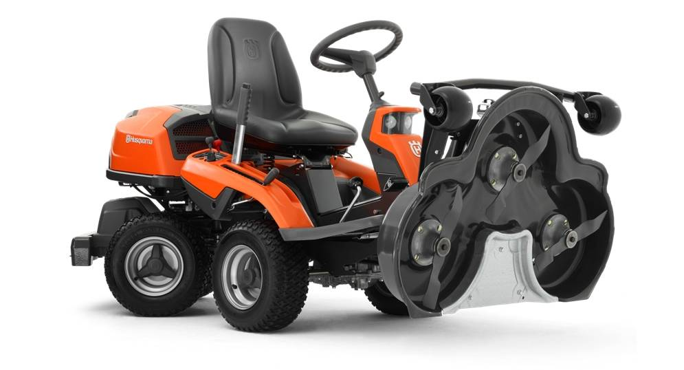 husqvarna rider r 316t awd mit kawasaki motor und. Black Bedroom Furniture Sets. Home Design Ideas