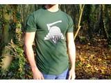 Kiefernrausch T-Shirt dunkelgrün