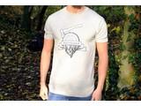 Kiefernrausch T-Shirt in zinc/ grau