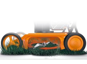 AS-Motor AS 510 Mulchmäher ProClip