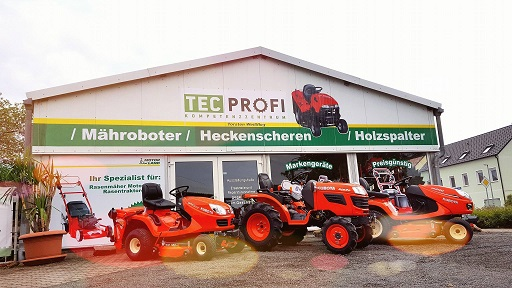 Rasentraktoren in riesiger Auswahl für Leipzig