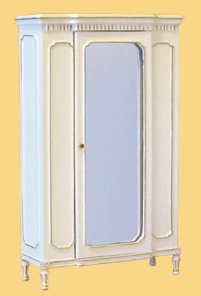 HuaMei Collection Slaapkamerkast met spiegeldeur - Eurominis