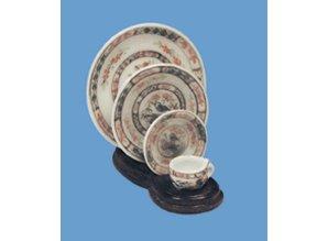 HuaMei Collection Standaard met 3 borden en kopje