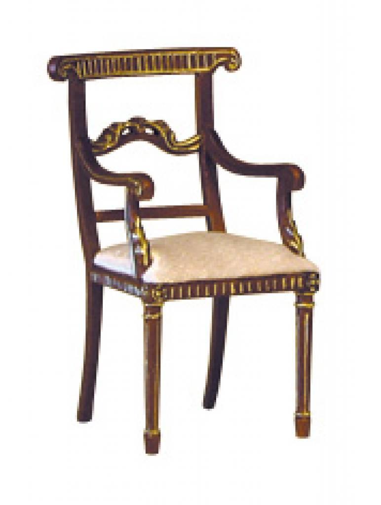 Huamei collection stoel met armleuningen euromini 39 s - Stoel met armleuningen senior ...