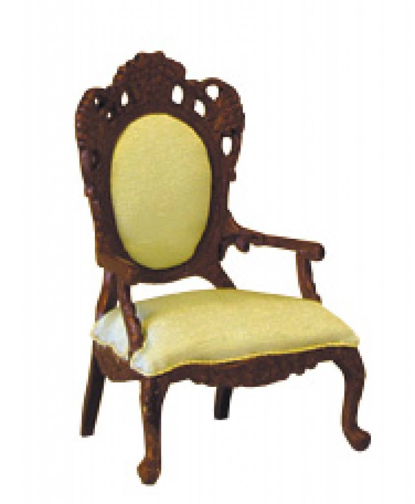 Huamei collection stoel met open armleuningen euromini 39 s - Stoel met armleuningen senior ...