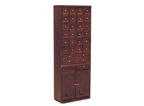 HuaMei Collection 28-Ladenkast, 2-deurs