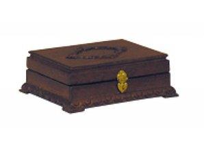 HuaMei Collection Kistje met schaakstukken
