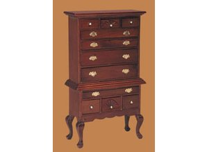 Euromini's Highboy, noten