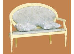 Euromini's Sofa, crème