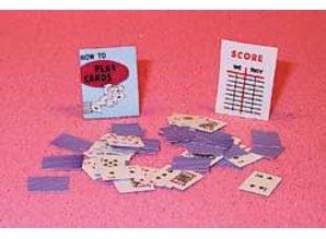 Euromini's Kaartspel met boek