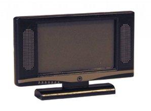 Euromini's Flatscreen TV, zwart