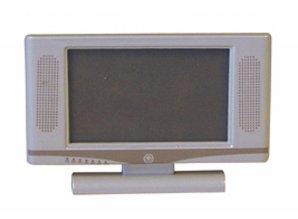Euromini's Flatscreen TV, zilvergrijs