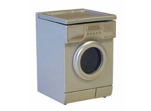 Euromini's Wasmachine, zilvergrijs