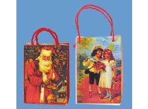 Euromini's Kerst-tas, per 2