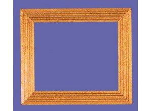 Euromini's Lijst 6,3(4,8) x 7,3(5,8) cm.