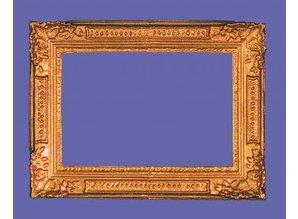 Euromini's Lijst 6,8(4,4) x 8,9(6,5) cm.