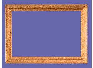 Euromini's Lijst 7,5(6,2) x 10,5(9,2) cm.