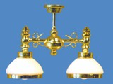 Euromini's Plafondlamp, 2-pits