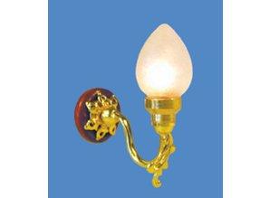 "Euromini's Wandlamp, 1-pits ""pearl"""