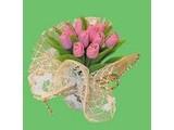 Euromini's Bouquet roze tulpen