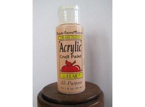 Apple Barrel AB 20582 Creamy Peach
