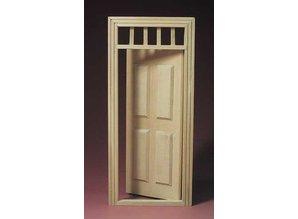Euromini's EM6000 Traditionele deur