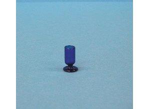 Euromini's EM6503 Glas blauw
