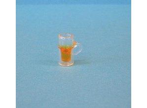 Euromini's EM6955 Glazen drinkbeker met limonade