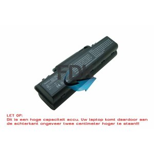 ACER /Packard Bell Accu 11.1V 8800mAh (AS07***) Extended
