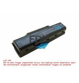 Packard Bell /Acer Accu 11.1V 8800mAh (AS09***) Extended