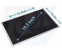 "Laptop LCD Scherm 10,2"" 1024x600 WSVGA Glossy Widescreen (LED)"