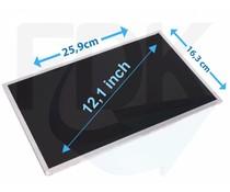 "Laptop LCD Scherm 12,1"" 1280x800 WXGA Glossy Widescreen (20-Pin)"