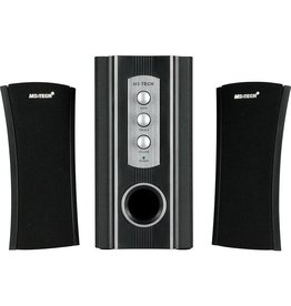 MS TECH SPEAKERSET WITH SUBWOOFER