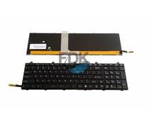 MSI SteelSeries GT780/GX780 US backlit keyboard