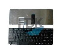 SONY Vaio VGN-NR/ VGN-NS series US keyboard (zwart)