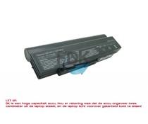 SONY Vaio Accu 11.1V 7800mAh (Extended - zwart)