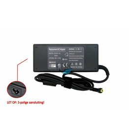 LENOVO AC Adapter 19V 4.74A 90W (5.5 x 2.5mm)