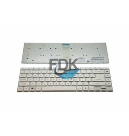 Packard Bell EasyNote NS44/ NS45 US keyboard (wit)