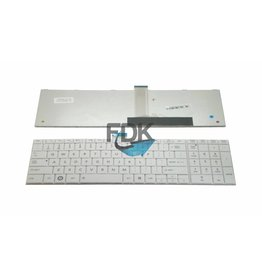 TOSHIBA Satellite C660/ C870/ C875 US keyboard (wit)