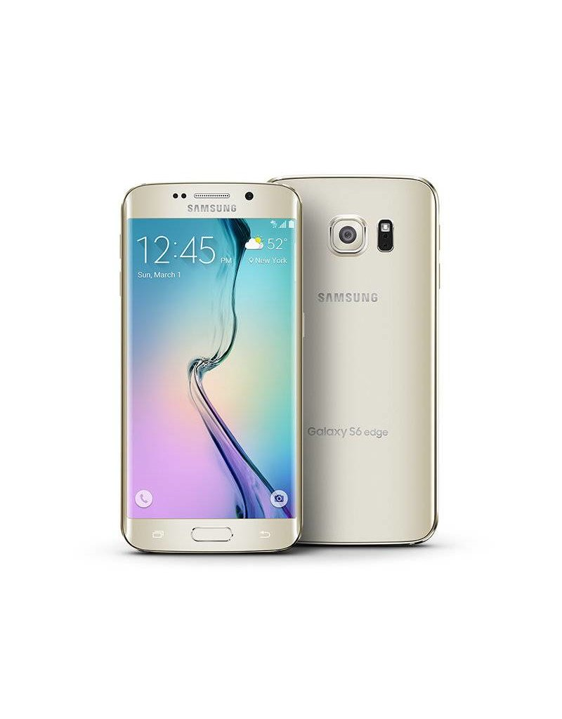 SAMSUNG GALAXY S6 EDGE SM-G925 32GB GOLD