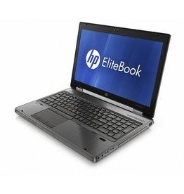 HP 8570W I7-3820QM/ 8GB/ 160GB SSD/ DVDRW/ W10/ FHD